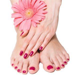Mani e piedi Donna